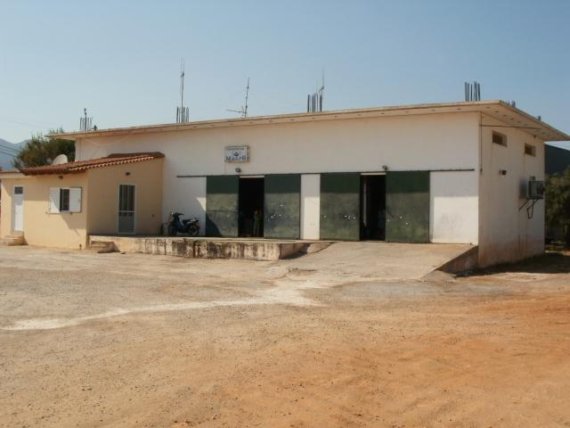 Οινοποιείο Μακρής Άγιοι Απόστολοι Βοιών Λακωνίας